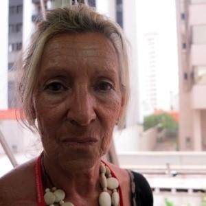 A advogada Iole Maria Lorenzon, 65, recebeu o apoio da irmã para tratar a depressão. Atualmente é a vice-presidente da ABRATA.